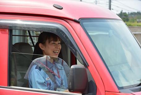 日本郵便株式会社 自動車による配達等 求人情報:岐阜県土岐市